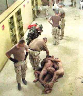 Bush Torture Photos