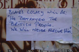 Blair's Legacy
