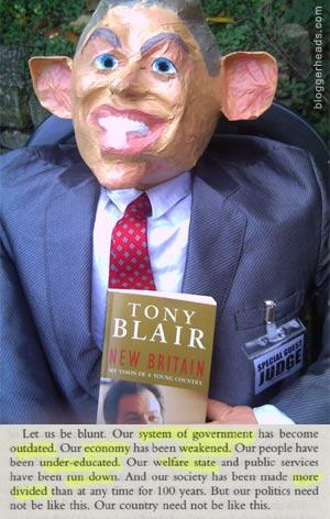Burning Blair