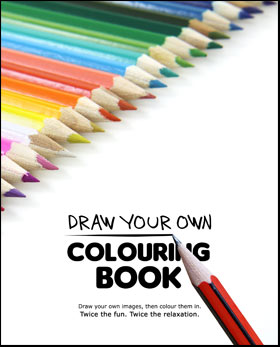 Draw Your Own Colouring Book