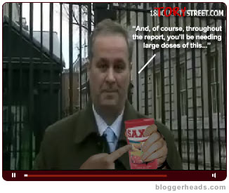 Iain Dale on 18 Doughty Street