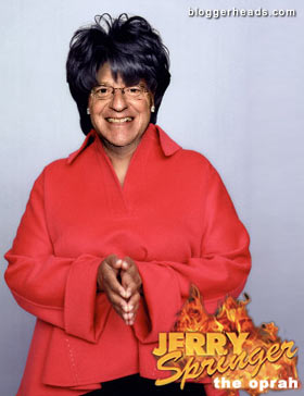 Jerry Springer the Oprah