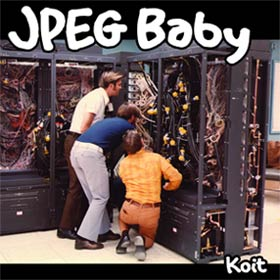 JPEG Baby cover art