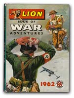 The Lion Book of War Adventures (1962 Annual)