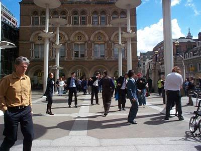 May Day London 2003