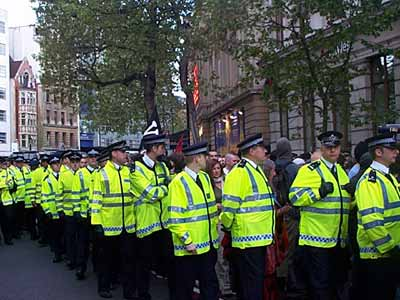 May Day London 2003