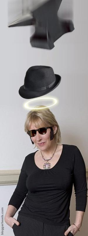 Nadine Dorries on a mission from God