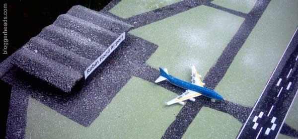 Robin Hood Airport - Detail