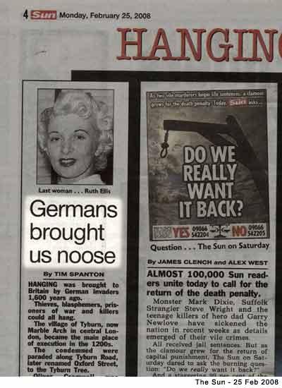 Achtung! Ze Germans!