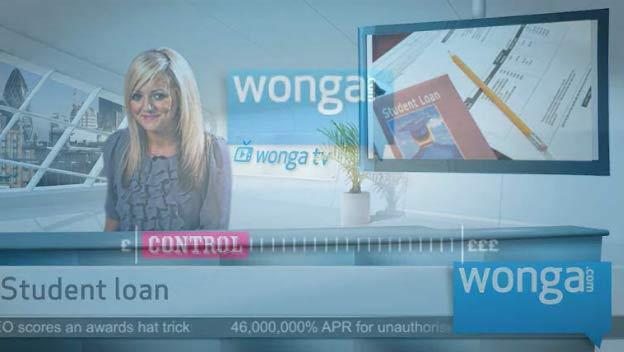 Bloody hell, Wonga