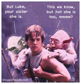Luke battles his conscience