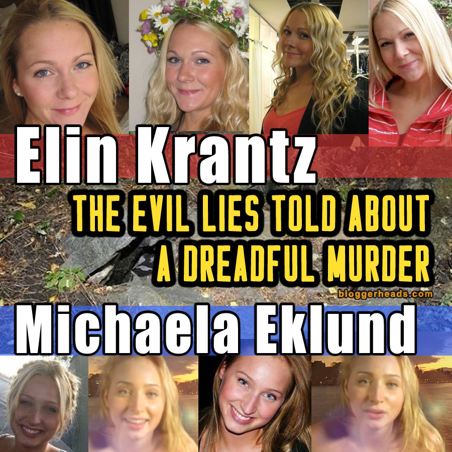 Elin Krantz is not Michaela Eklund